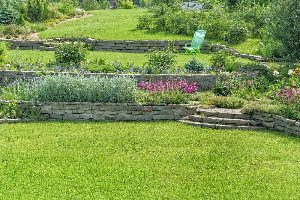 How To Level A Sloping Garden In 10 Stages