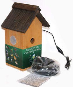the bird box view nesting box with camera