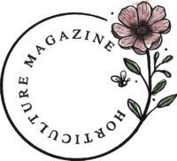 horticulture magazine plant illustration